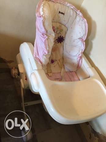 bouset & junior seat baby chair