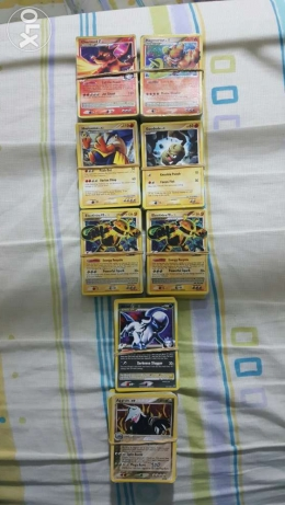 pokemon cards انطلياس -  2