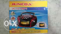 JUNCDA Radio with TV