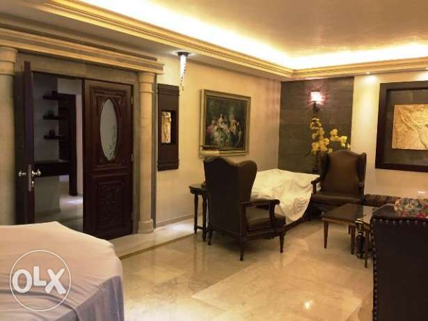 A 235 Sqm Apartment for Sale in Sanayeh, Beirut (AP1896)