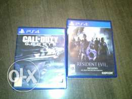 Callof duty gostsGames ps4