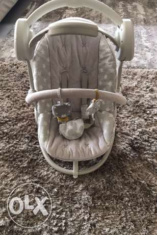 mamas and papas starlight automatic swing