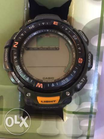 PRO TREK Casio Watch