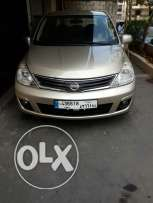 Nissan tiida masdar sherke full option
