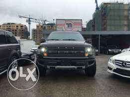 Ford Raptor 6.2 SVT 2013, black on black, Fully loaded !!!