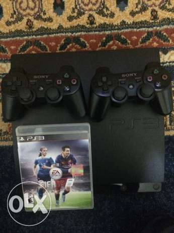 ps3-2 controllers-fifa 16
