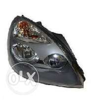 2 headlights for renault clio 2008