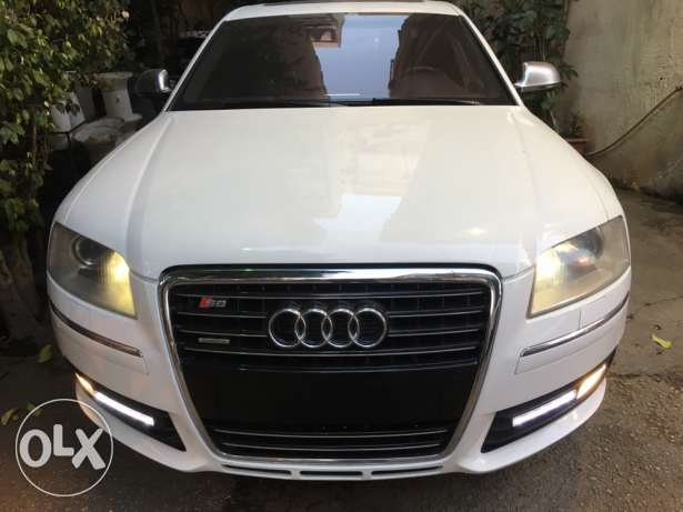 S8 limited