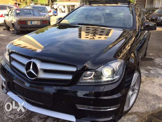 c250 coupe 2012 look 36 amg
