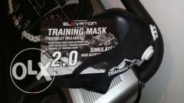 Treadmill with Altitude Training Mask