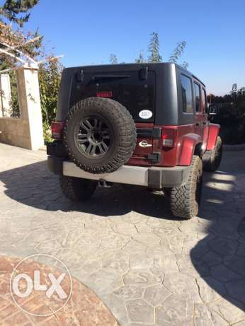 2009 Jeep Wrangler SUPER CLEAN البقاع الغربي -  6