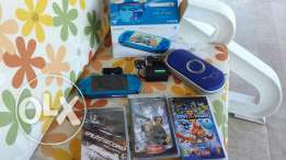 Psp 3004 blue slim and lite