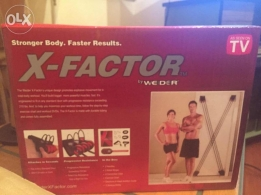 Xfactor home gym for sale