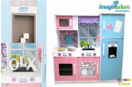 Imaginarium All in One Wooden Kitchen Set for 250$