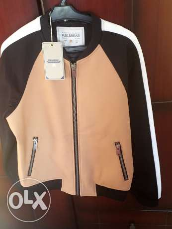 jacket زيتون -  1