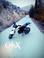 Motorcycle dts 300cc