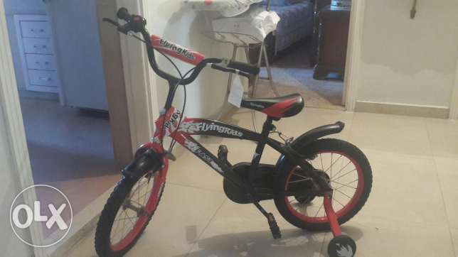 Flying kids bicycle for sale