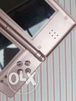 Nintendo Rose gold with pen+charge