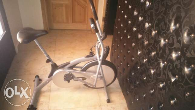 Airbike used twice as new