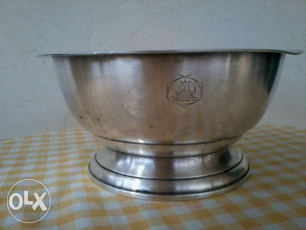Very Old Silver Vase, Massif Christofle, more than 70 years old, 1100g المتن -  1