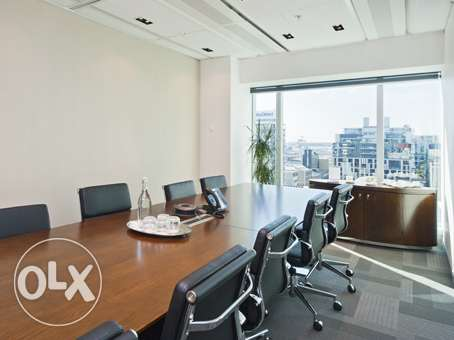 Modern Stylish Office Spaces
