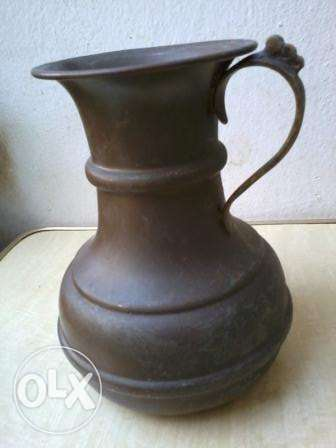 Amazing antique copper Jug, from Germany, 25$