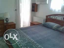 for rent a furnished apartement or foyer at antoura zouk