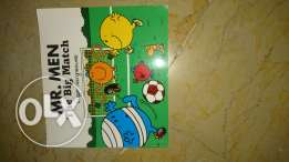 Mr. Men (the big match)