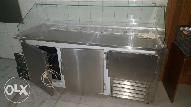 Restaurant fridge عاليه -  4
