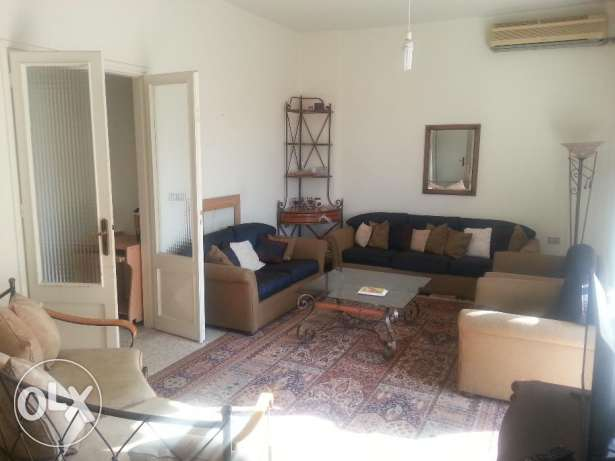 Furnished Appartment for rent Sin El Fil