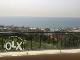Halet 3 min from high way,new building,sea view