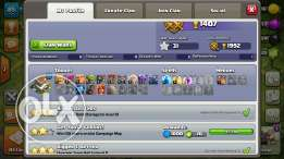 clash of clans th lvl 8 max
