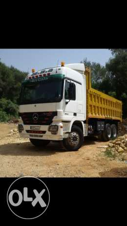 actros 2544 بعبدا -  1
