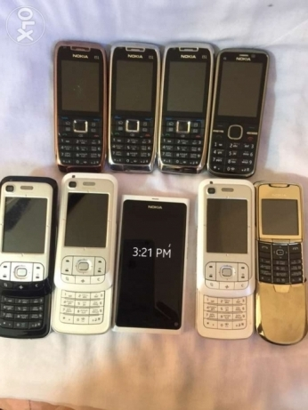 Expenssive Nokia Phones