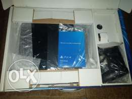 PlayStation 4 500 GB Brand new used for 1 week only.