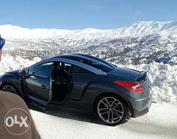 RCZ 2012 turbo excellent condition only 27000 km company guaranty