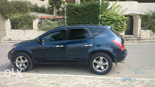 Nissan Murano Sale or Trade With A Special Plate # سن الفيل -  8