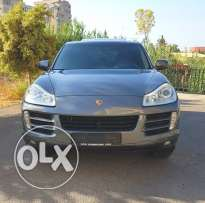 Porsche Cayenne s 4.8 2008 ajnabi like new can be installed or trade