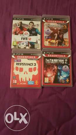 Ps3 games (must see description)