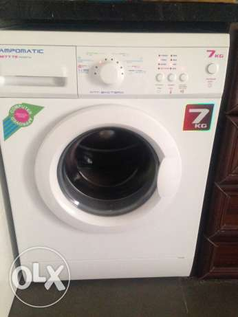 washing machine campomatic