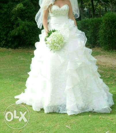 wedding dress فرن الشباك -  1