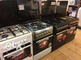 italian gas oven 4 eyes with one year warranty