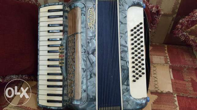 Accordion Silvestrini MONDOLFO