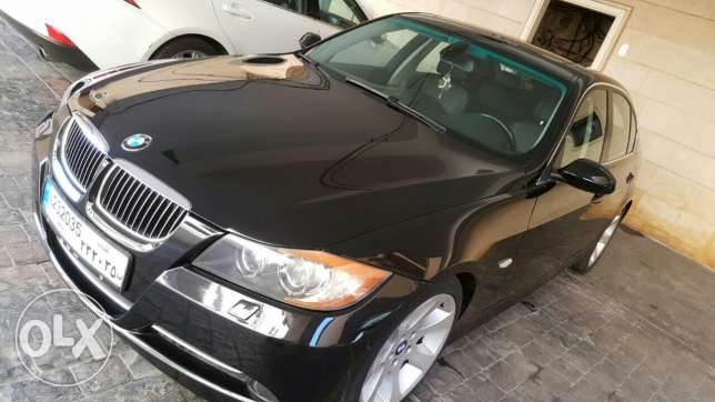 Bmw 335i full option black&black