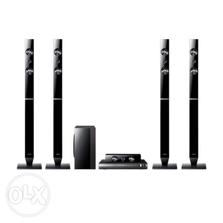 Samsung Home Theater - Complete Set
