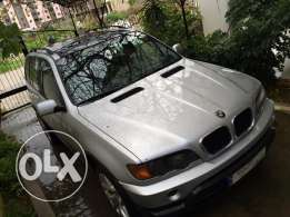 BMW x5 full options excellent condition