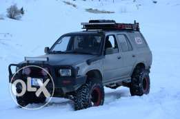 toyota 4runner fully loaded