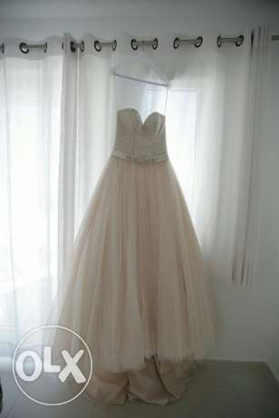 Wedding Dress - Esposa 2016 Collection - used for 1 time only