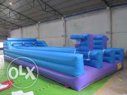 Bungee Run Inflatable Gonflable Game ألعاب نفخ