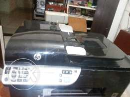Hp 4 in one printer photo copy scanner fax